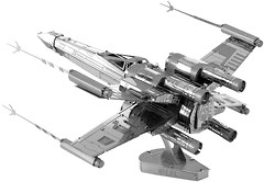Фото Fascinations T-65 X-wing (MMS257)