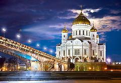 Фото Castorland Храм Христа Спасителя, Москва (C-150533)