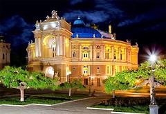 Фото Castorland Оперный театр, Одесса (C-150649)