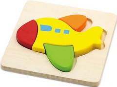 Фото Viga Toys Самолет (50173)