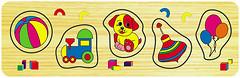Фото Мир деревянных игрушек Игрушки (Р48)