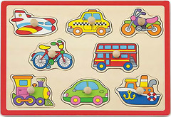 Фото Viga Toys Транспорт (50016)
