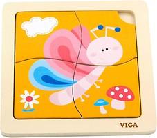 Фото Viga Toys Бабочка (50136)