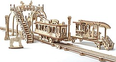 Фото Ugears Трамвайная линия