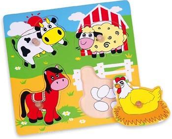 Фото Viga Toys Ферма (59562)