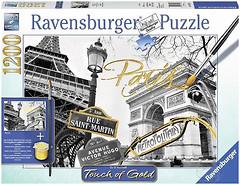 Фото Ravensburger Золотой Париж (199358)
