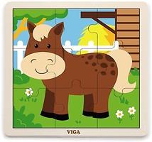 Фото Viga Toys Лошадь (51439)