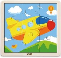 Фото Viga Toys Самолет (51447)