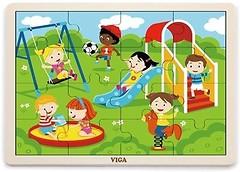 Фото Viga Toys Парк развлечений (51454)