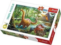 Фото Trefl Поход динозавров (17319)