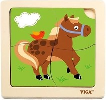 Фото Viga Toys Лошадь (51312)