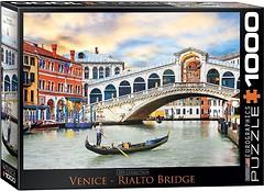 Фото Eurographic Венеция Мост Риальто (6000-0766)