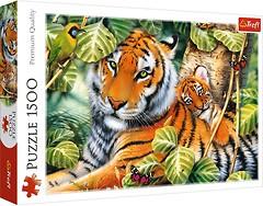 Фото Trefl Два тигра (26159)