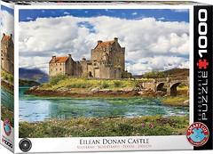 Фото Eurographic Замок Эйлен-Донан Шотландия (6000-5375)