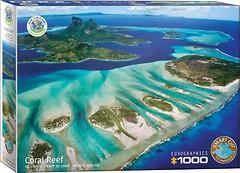 Фото Eurographic Коралловый риф серия Спасем нашу планету (6000-5538)