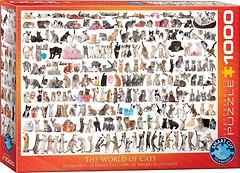 Фото Eurographic Мир кошек (6000-0580)