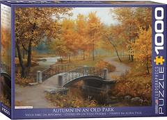 Фото Eurographic Осень в старом парке (6000-0979)