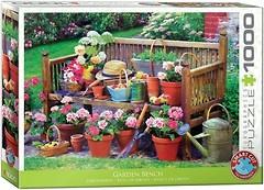 Фото Eurographic Садовая скамейка (6000-5345)