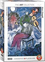 Фото Eurographic Синий скрипач Марк Шагал (6000-0852)