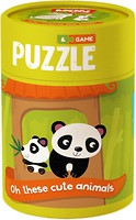 Фото Mon Puzzle Зоология для малышей Хвостатые друзья (200109)