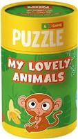 Фото Mon Puzzle Мои волшебные животные (200104)