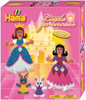 Фото Hama mosaic Термомозаика Маленькая принцесса (3230)