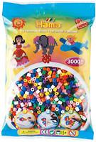 Фото Hama mosaic Термомозаика Цветные бусины (201-00)