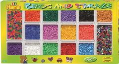 Фото Hama mosaic Термомозаика Цветные бусины (2092)