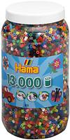 Фото Hama mosaic Термомозаика Цветные бусины (211-68)