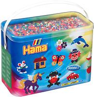 Фото Hama mosaic Термомозаика Цветные бусины (208-68)