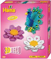 Фото Hama mosaic Термомозаика Объемные украшения (3238)