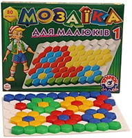Фото ТехноК Мозаика для малышей 1 (2063)