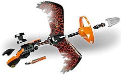 Фото LEGO Коул Мастер Дракона (70645)