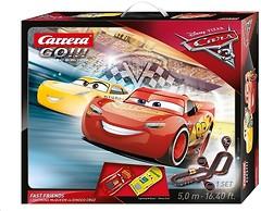 Фото Carrera Гоночная трасса Go Cars 3 Fast Friends (62419)