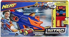 Фото Hasbro Nerf Nitro Longshot Smash (C0784)