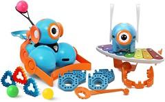 Фото Wonder Workshop Роботы Dash и Dot (1-WB04-01)
