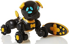 Фото WowWee Робот щенок Chip черный (W2804/3819)