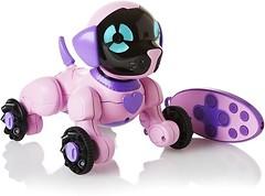 Фото WowWee Робот щенок Chippies розовый (W2804/3817)