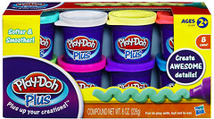 Hasbro Play-Doh Plus Набор пластилина (A1206)