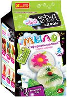 Ranok-Creative Мыло с эфирным маслом Цветущий луг (5636)