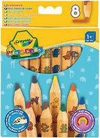 Фото Crayola Цветные карандаши из красного дерева (3678)