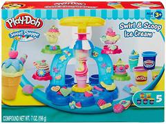Hasbro Play-Doh Набор для лепки Фабрика мороженого (B0306)
