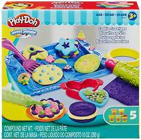Фото Hasbro Play-Doh Набор для лепки Магазинчик печенья (B0307)