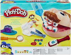 Фото Hasbro PlayDoh Набор пластилина Мистер Зубастик (B5520)