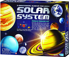 4M Солнечная система 3D мобиль (00-05520)