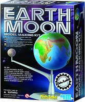Фото 4M Макет Земли с Луной (00-03241)