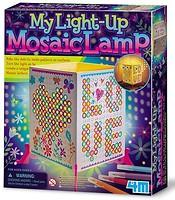 Фото 4M Лампа-мозаика (00-04618)