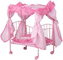 Фото Melogo Toys Кроватка для куклы (9350)