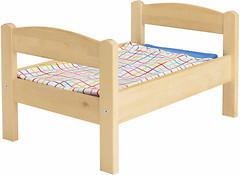 Фото IKEA Кровать для куклы (400.863.51)