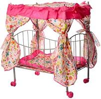 Фото Melogo Toys Кроватка для куклы (9350/015)